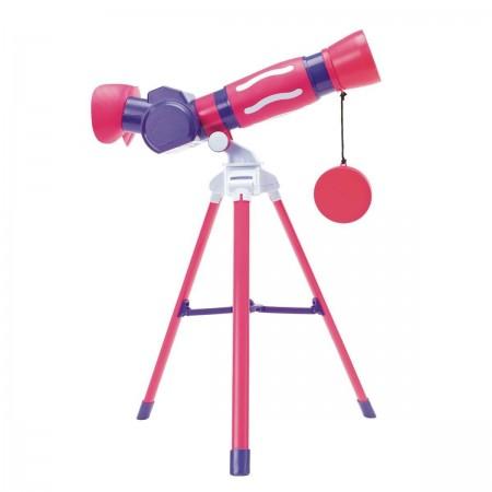 GeoSafari - Primul meu telescop (roz) Educational Insights