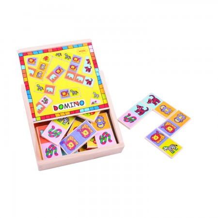 Domino pentru copii Bigjigs