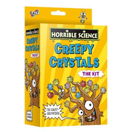 Horrible Science: Cristale ciudate Galt