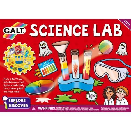 Set experimente  - Science Lab Galt