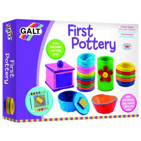 Primul meu kit de olarit Galt
