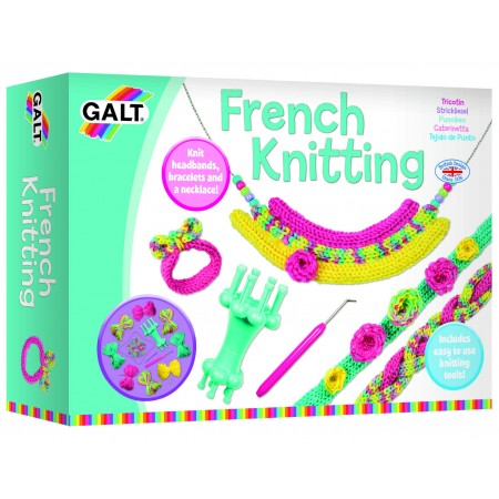 Primul meu set de tricotat Galt
