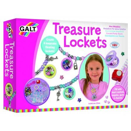 Set creativ - Treasure Lockets Galt