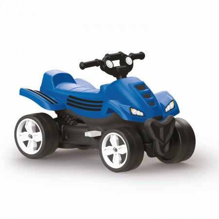 ATV cu pedale - Albastru Dolu