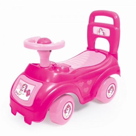 Prima mea masinuta roz - Unicorn Dolu