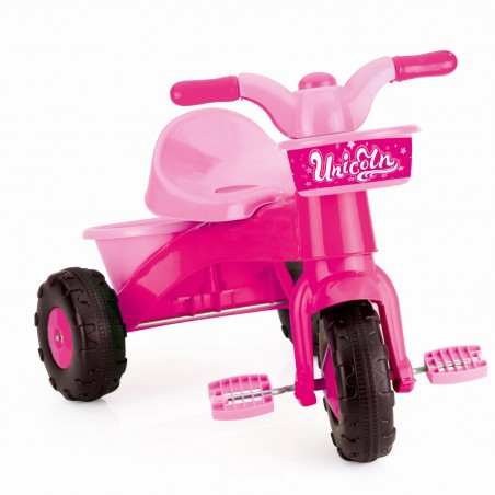 Prima mea tricicleta roz - Unicorn Dolu