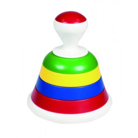 Joc de potrivire - Clopotelul colorat Ambi Toys