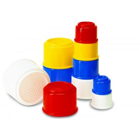 Set de construit - Pahare colorate Ambi Toys
