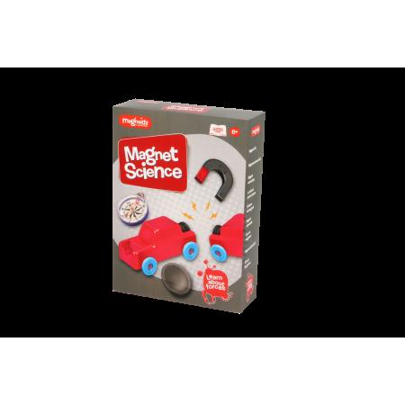 Kit de stiinta cu experimente magnetice Keycraft