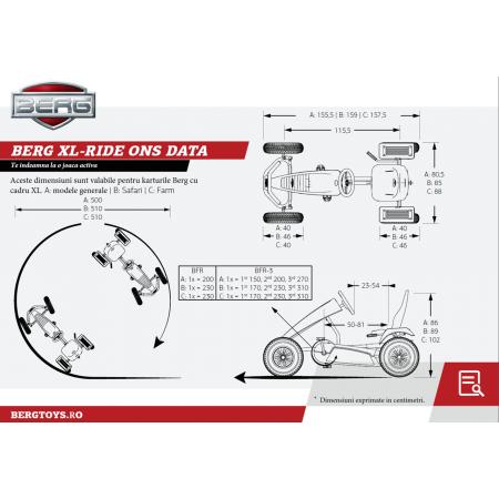Kart Berg X-Cross BFR