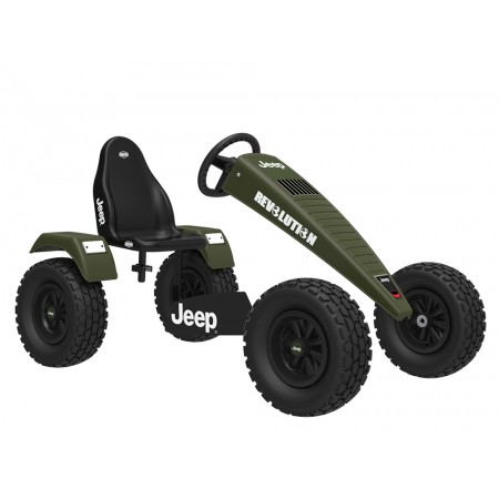 Kart Berg Jeep Revolution E-BFR