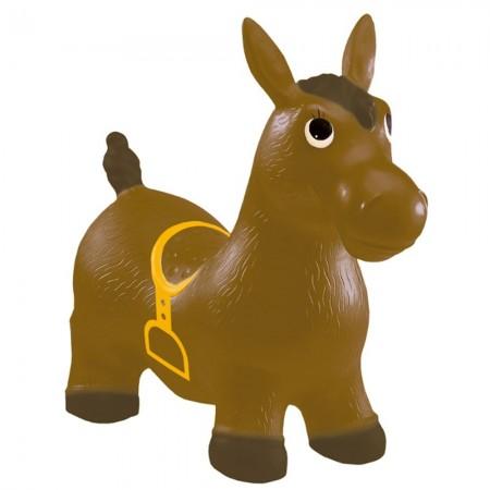 Saritor gonflabil John Wild West Horse maro*