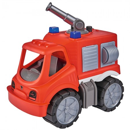 Masina de pompieri Big Power Worker Fire Fighter Car*