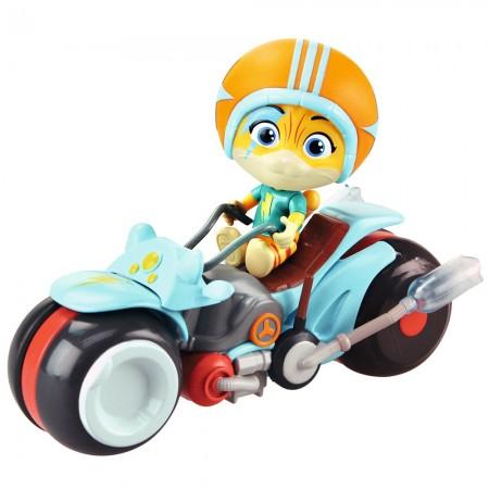 Motocicleta Smoby 44 Cats cu figurina Lampo 7,7 cm*