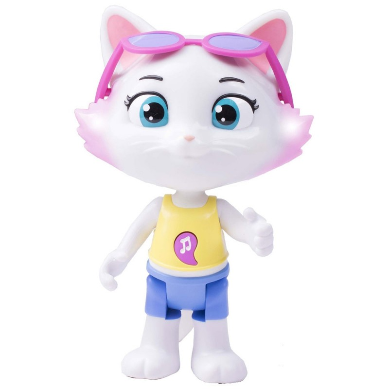Figurina Smoby 44 Cats Milady 15,3 cm cu sunete si lumini*