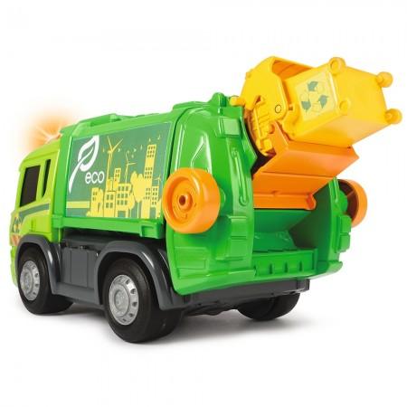 Masina de gunoi Dickie Toys Happy Scania Truck*