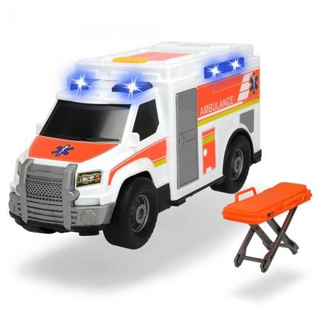 Masina ambulanta Dickie Toys Medical Responder cu accesorii*