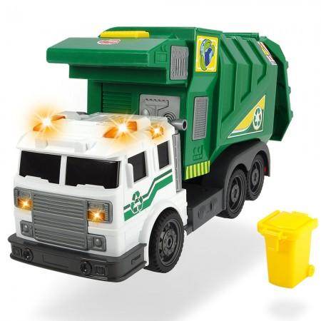 Masina de gunoi Dickie Toys City Cleaner cu accesorii*