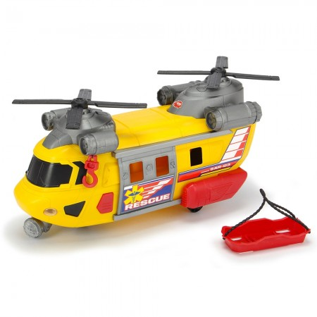 Jucarie Dickie Toys Elicopter de salvare Rescue Helicopter SAR-03*