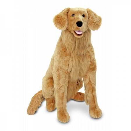 Melissa and Doug - Golden Retriever gigant din plus*