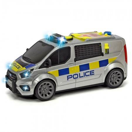 Masina de politie Dickie Toys Ford Transit*