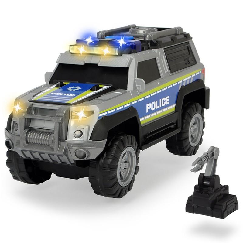 Masina de politie Dickie Toys Police SUV cu accesorii*