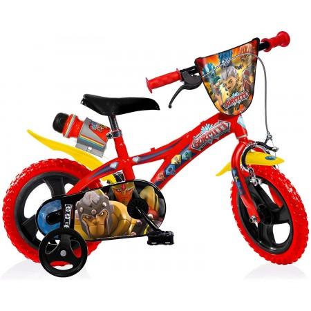 Bicicleta copii 12'' - GORMITI Dino Bikes.*