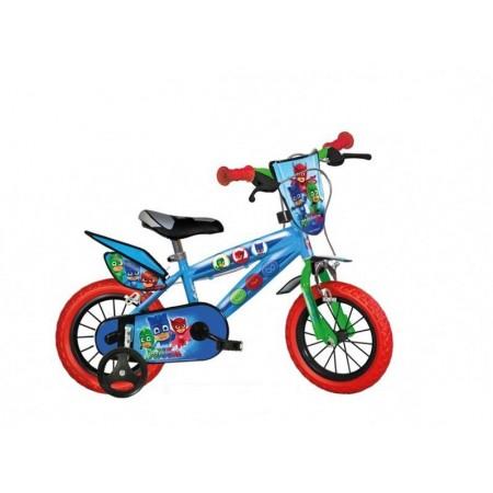Bicicleta copii 14'' EROII IN PIJAMA Dino Bikes.*