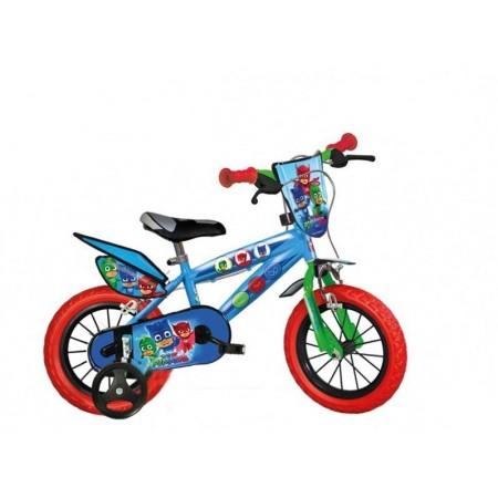 Bicicleta copii 16'' EROII IN PIJAMA Dino Bikes.*
