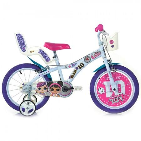Bicicleta LOL 16'' Dino Bikes.*
