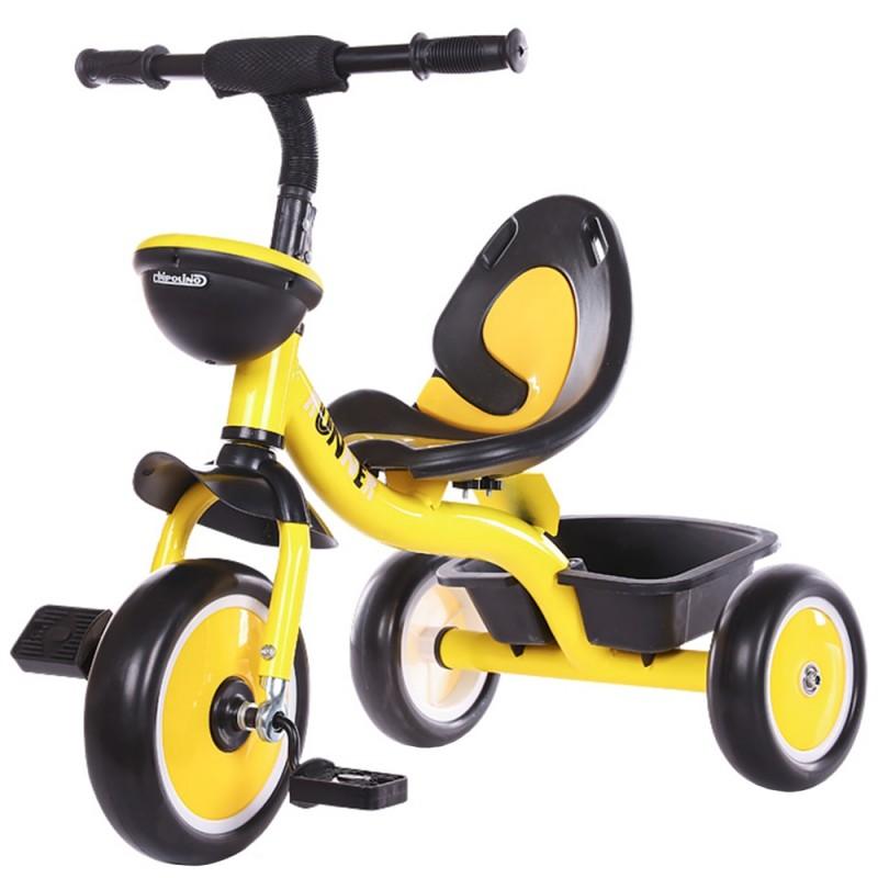 Tricicleta Chipolino Runner yellow*