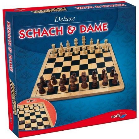 Joc Noris Deluxe Chess and Checkers*