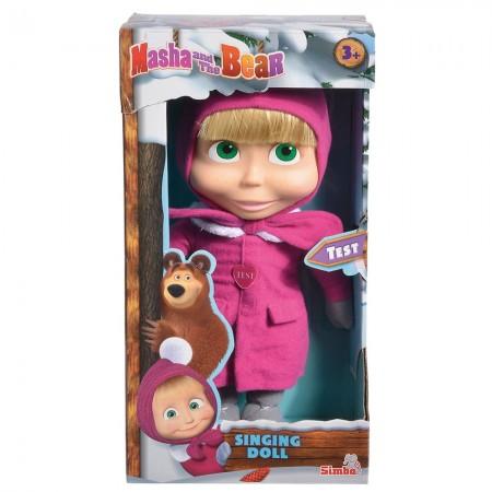 Papusa Simba Masha and the Bear Masha Singing Doll 30 cm*