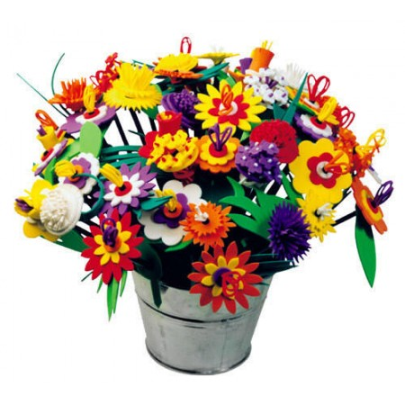 Set creativ - Buchetul de flori*