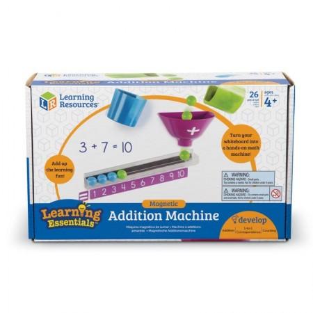 Joc magnetic - Distractie matematica Learning Resources.*