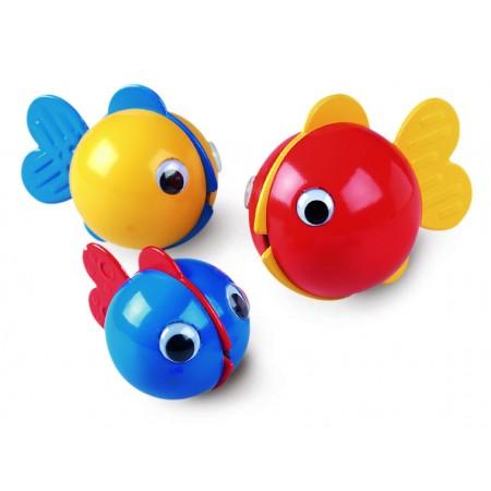 Jucarie pentru baie - Pestisorii nazdravani Ambi Toys.*