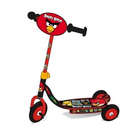 Trotineta 3 roti Saica Angry Birds*