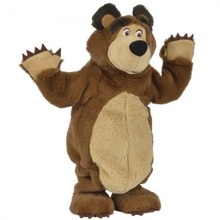 Jucarie de plus interactiva Simba Masha and the Bear, Masha Music Fun*