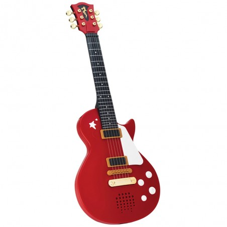 Chitara Simba My Music World Rock rosu*