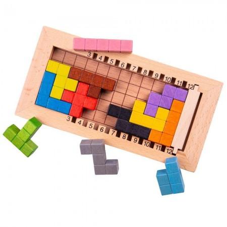 Joc de logica - Tetris Bigjigs.*