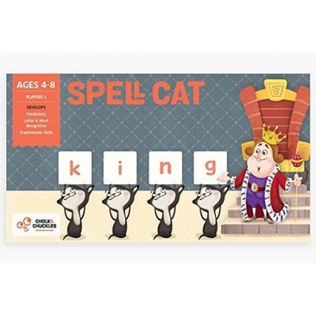 Joc interactiv - Invatam sa scriem cu pisicuta Chalk And Chuckles.*