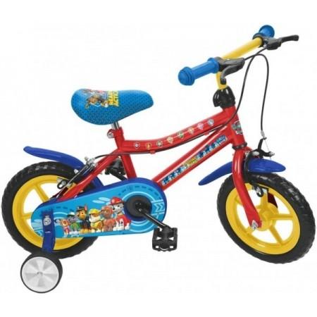 Bicicleta baieti Saica 7437 Paw Patrol roata 12 inch*