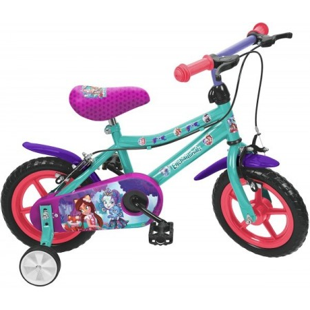 Bicicleta fete Saica 8821 Enchantimals roata 12 inch*