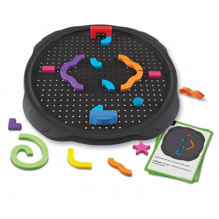 Sa construim labirintul Learning Resources.*