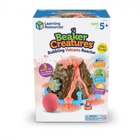 Beaker Creatures - Monstruletii din vulcan Learning Resources.*