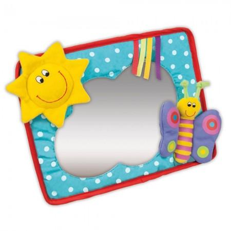 Oglinda bebelusului-Soarele zambaret Galt.*