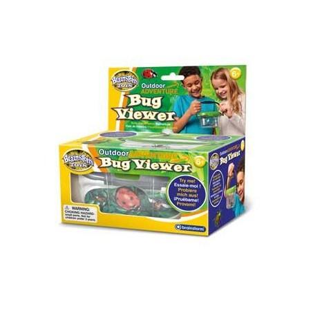 Observatorul pentru insecte Brainstorm.*