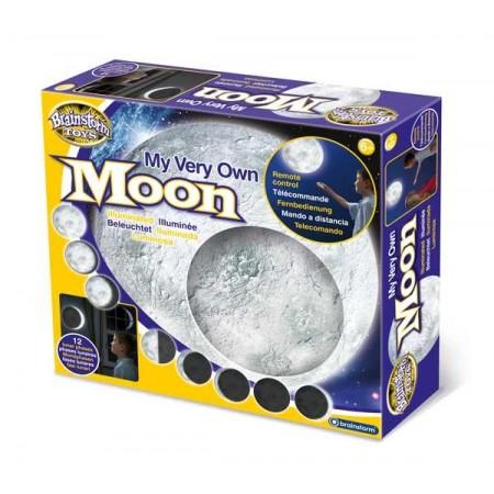 Set STEM - Modelul Lunii cu telecomanda Brainstorm.*
