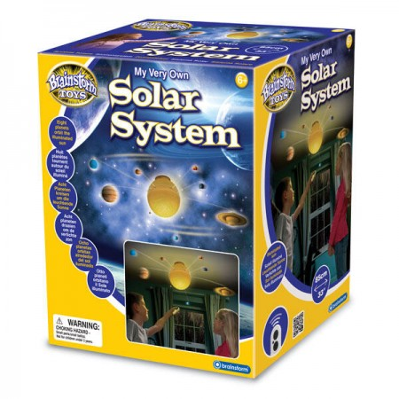 Sistem solar cu telecomanda Brainstorm.*