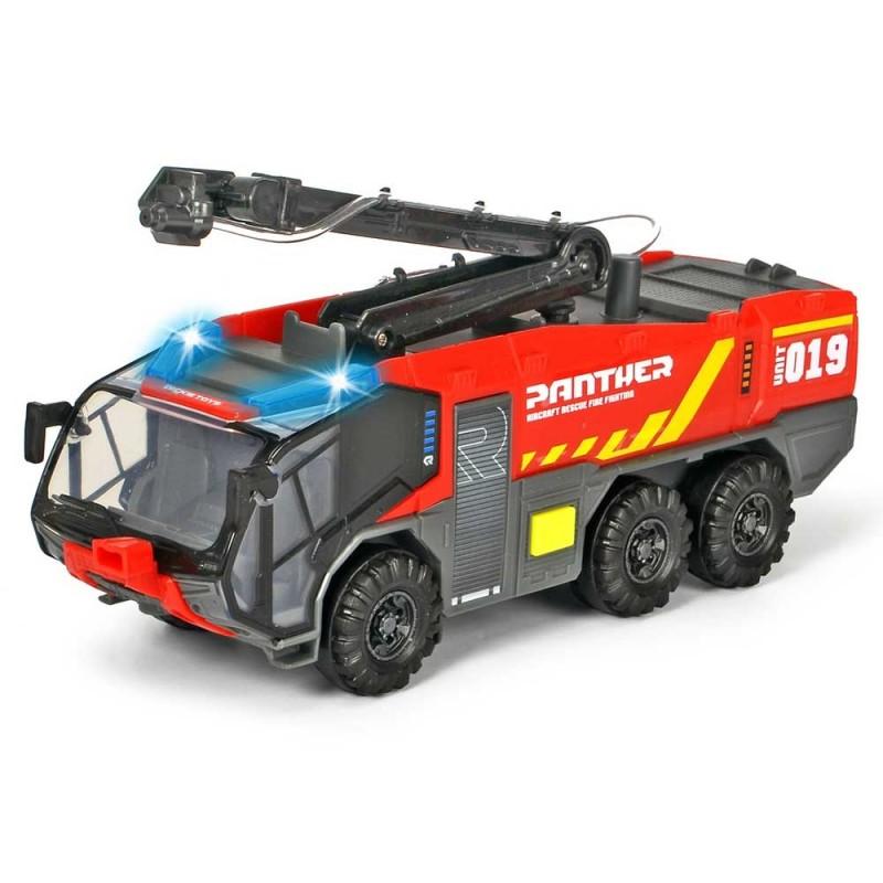 Masina de pompieri aeroport Dickie Toys Airport Fire Fighter*